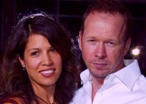 Donnie Wahlberg ex-wife Kimberly Fey