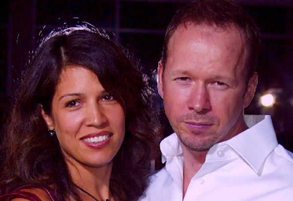 Donnie Wahlberg ex-wife Kimberly Fey