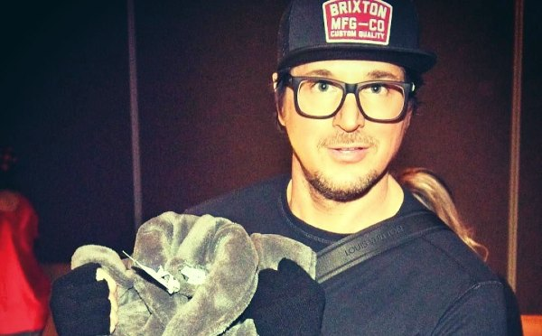 Ghost Adventures star Zak Bagans