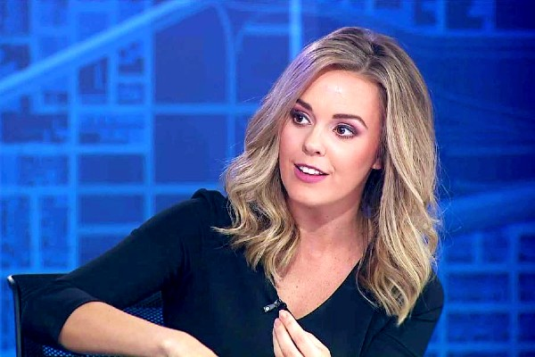 Meteorologist Morgan Kolkmeyer.