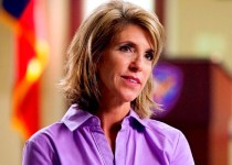Cold Justice star Kelly Siegler.