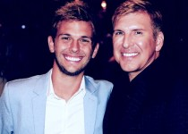 Chase Chrisley with his father Todd Chrisley.