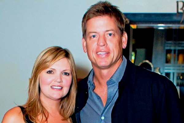 Rhonda Worthey, ex-wife of Troy Aikman.