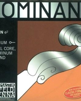 Комплект струн для скрипки размером 4/4, среднее натяжение, Thomastik 135 Dominant описание и цены