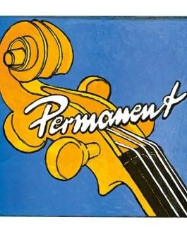 Комплект струн для виолончели Pirastro Permanent 337020, размером 4/4, металл описание и цены