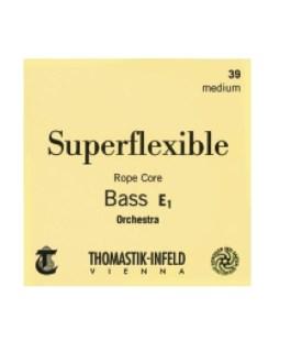 Струны для контрабаса 4/4 THOMASTIK INFELD Superflexible Rope core 42 описание и цены