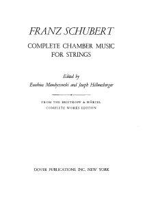 Schubert F. - String quintet C-Dur, D 956
