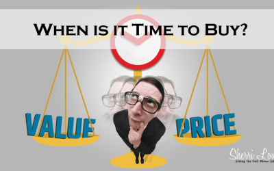 When is it Time to Buy?