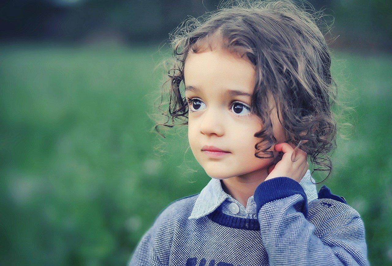 child, model, girl