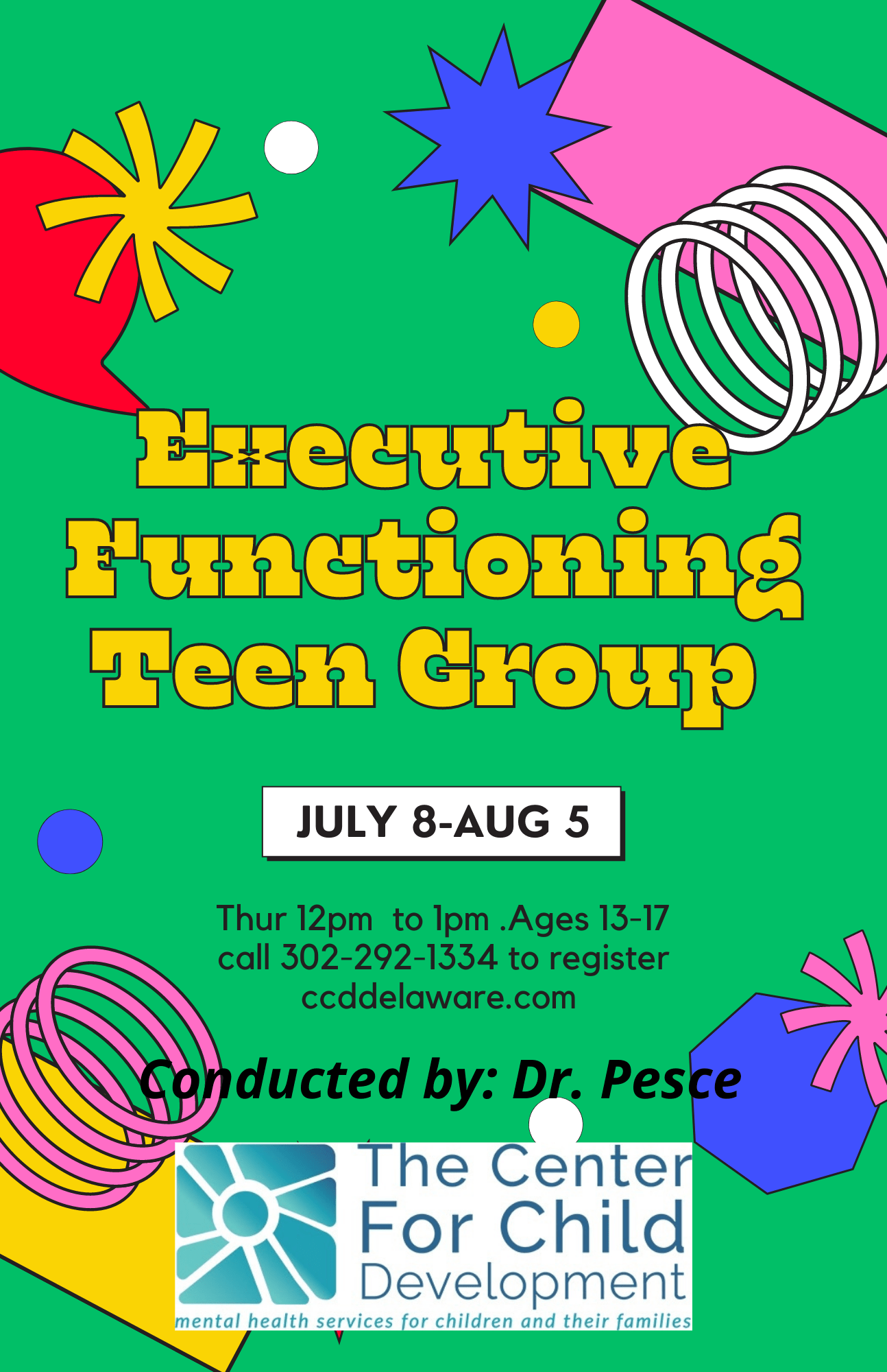 Executive Functioning Group