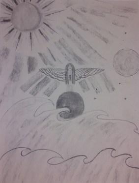 Angela Prater - Choctaw creation story 1