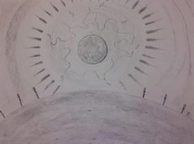 Angela Prater - Choctaw creation story 2
