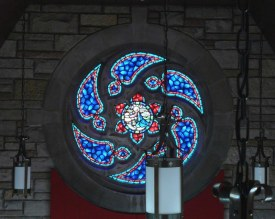INT chapel window