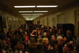 "People awaiting to see the ""Seussical."" Photo Credit: Albert Tanjaya (275)"