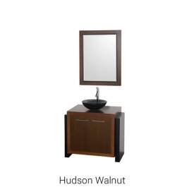 "Hudson Walnut | Available Sizes: 36"" (by Special Order Only)."
