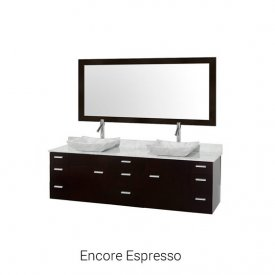 Encore Espresso | Available Sizes: 52″ & 78″