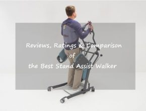 Best Stand Assist Walker