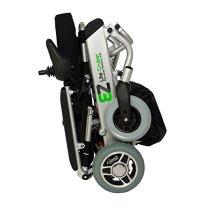EZ Light Weight best Folding Power Wheelchairs -1