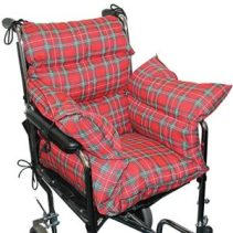 Soft Cushion Wheelchair