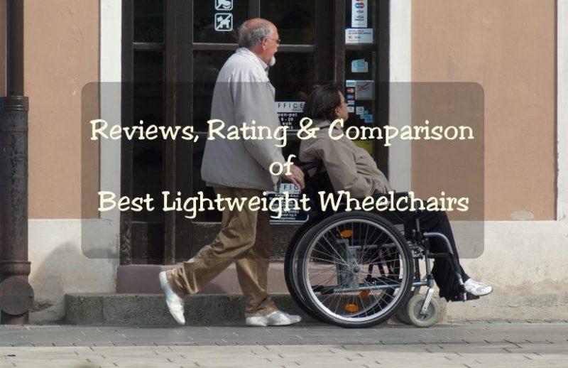 Best Lightweight Wheelchair 2020 Best Lightweight Wheelchairs   Reviews, Ratings and Comparison