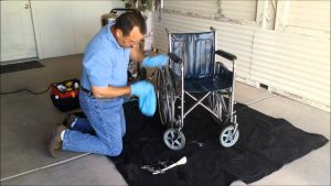 Best Way To Clean Wheelchair