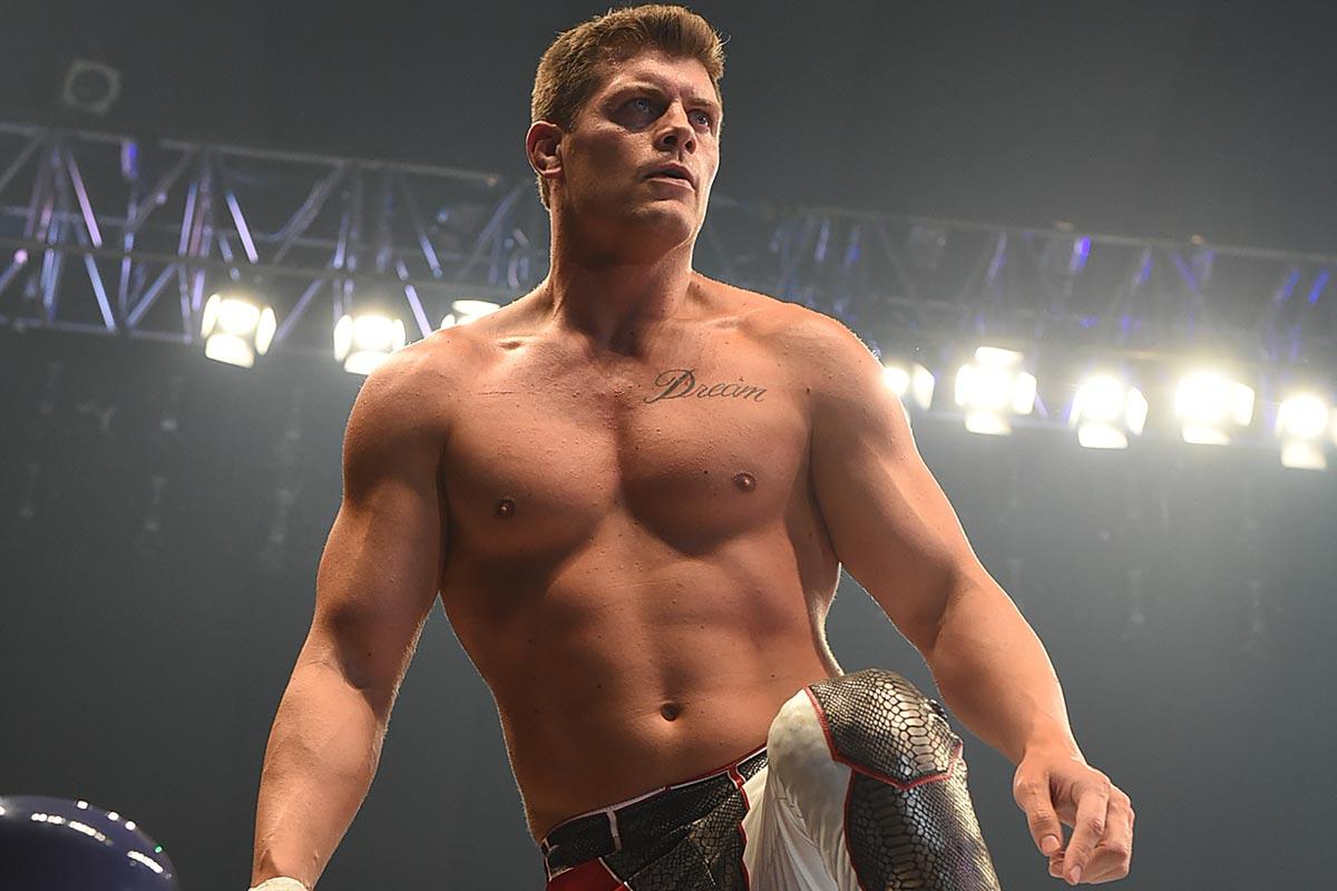 Image result for Cody Rhodes NJPW