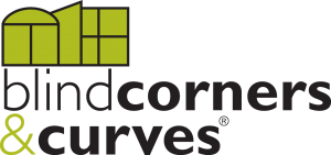 Blind Corners and Curves Logo