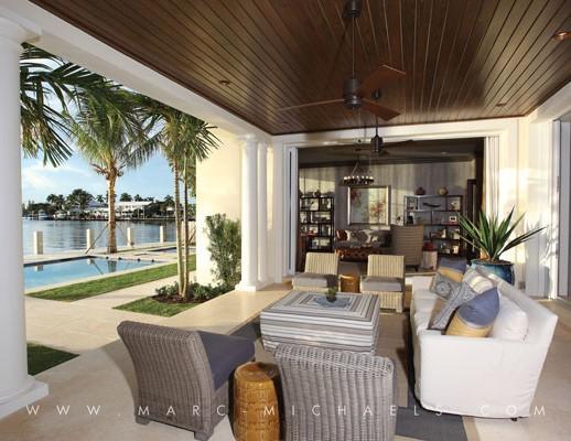 Outdoor Living Room Marc Michaels