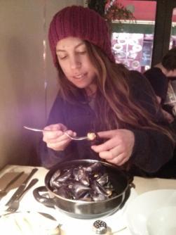 Vermeer's mussels