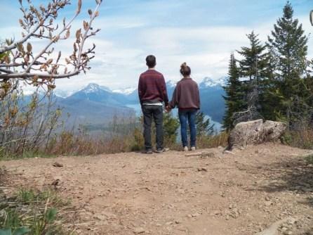 The Peak-Glacier National Park, Montana
