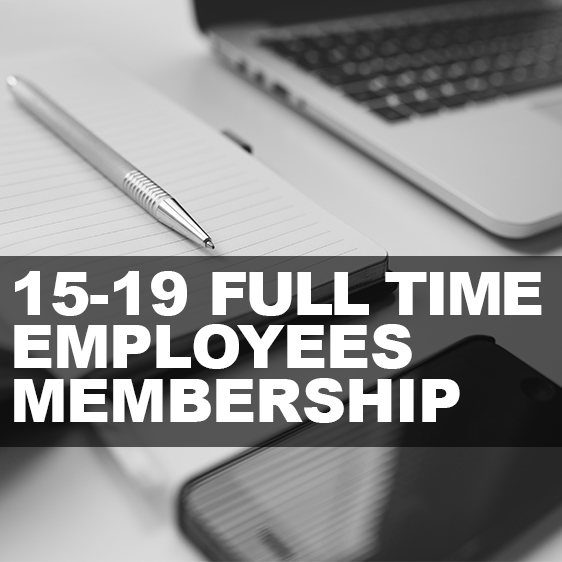 15-19 Full Time Employees