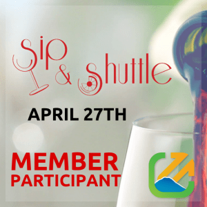 Sip & Shuttle Participating Location