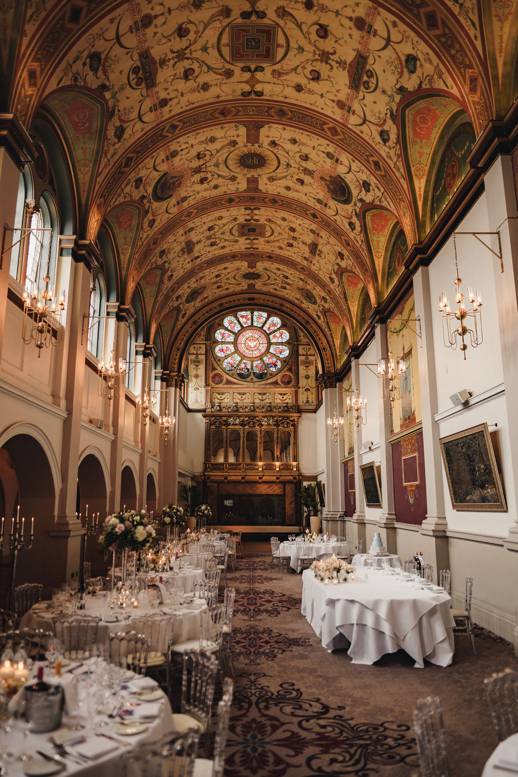 The Chapel at De Vere Beaumont Estate - The Chamberlins Wedding Photography - Alternative London Wedding Photographers