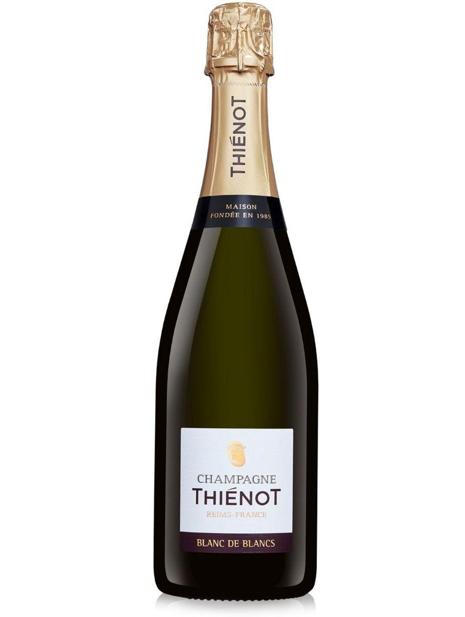 thienot blanc de blancs nv champagne 75cl
