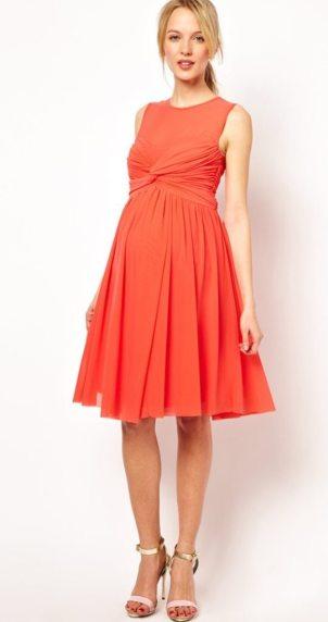 Maternity dress 02