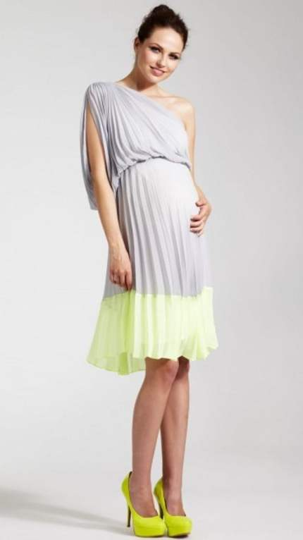 Maternity dress 06