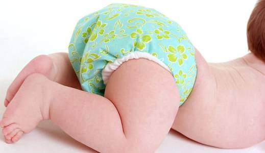 treat diaper rash