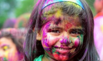 Follow These 5 Holi Safety Tips For Kids