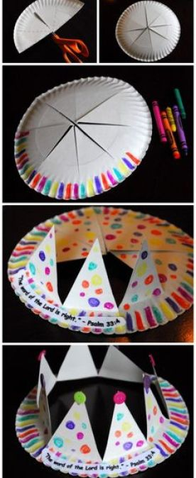 Creative art and crafts ideas for kids 04