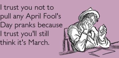 April Fool Day Jokes 4
