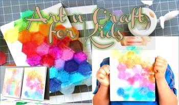 7 Super cool summer Art n Craft projects for kids