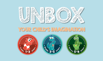 Unbox Your Child's Imagination With Wonderboxx – India's First Age-specific, Unique Learning Tool-kits