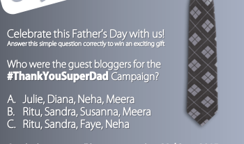 Fathers Day Super Quiz is here