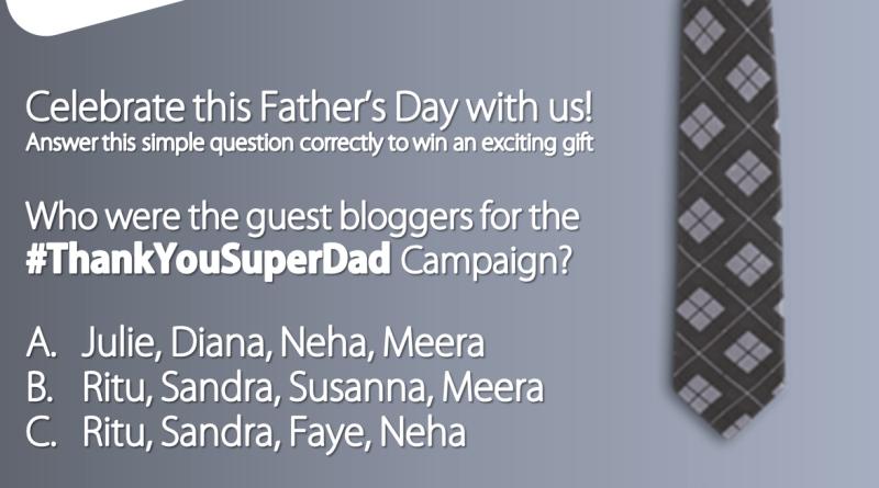 Fathers Day SuperQuiz 02