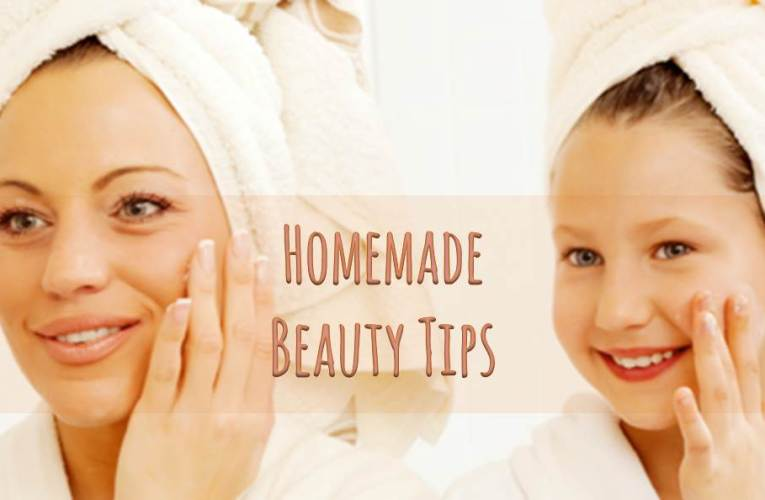 Beauty Tips for mommies – Homemade skin care recipes