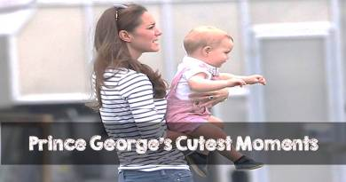 Latest news of prince George 13