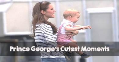 Latest news of prince George 13