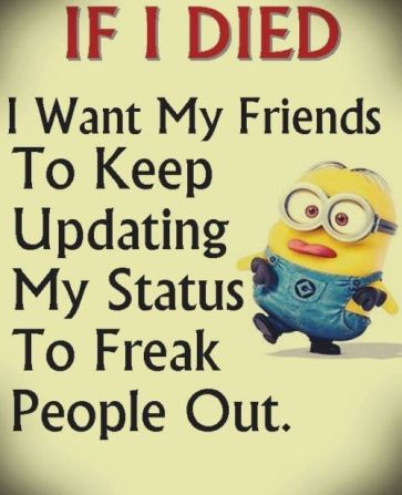 funny minion quotes 8 - Read more on The Champa Tree