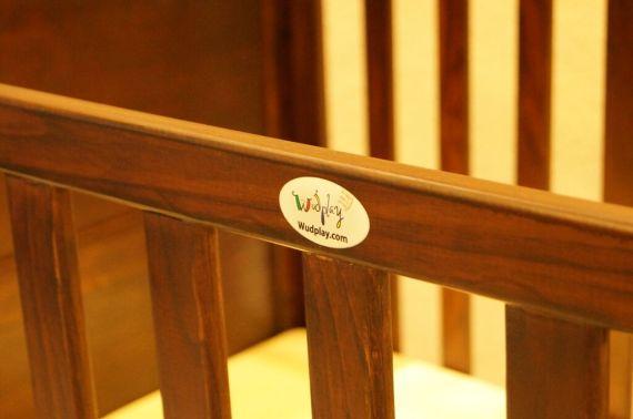 Wooden cot design 01