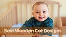 Wooden cot design 12